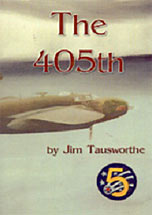 Jim Tausworthe, a fellow graduate of the Bastrop High School Class of 1946, has finished his latest fiction book entitled The 405th.